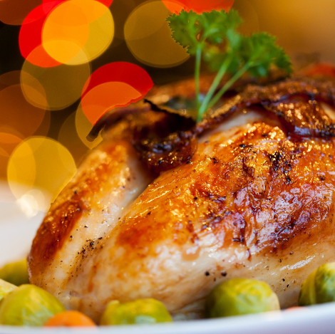 Top tips for preparing Christmas Dinner early