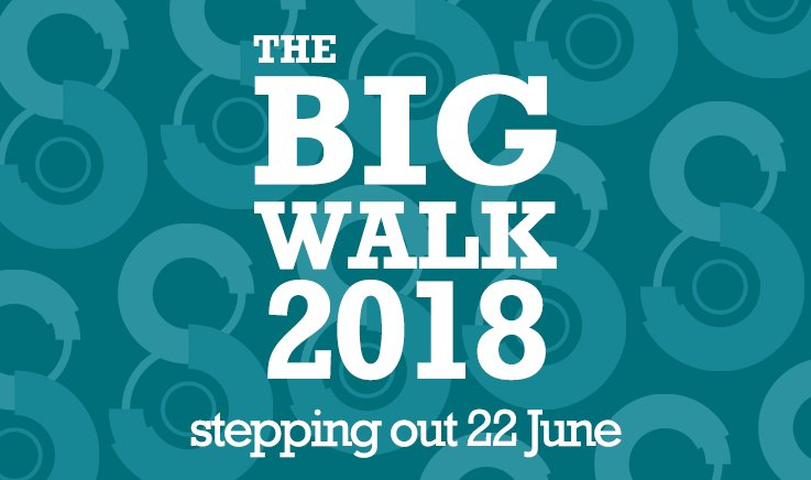 The Big Walk is Back!