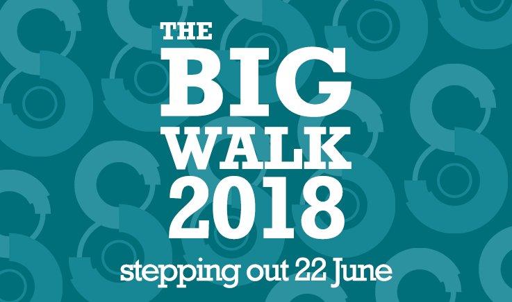 The Big Walk is Back!
