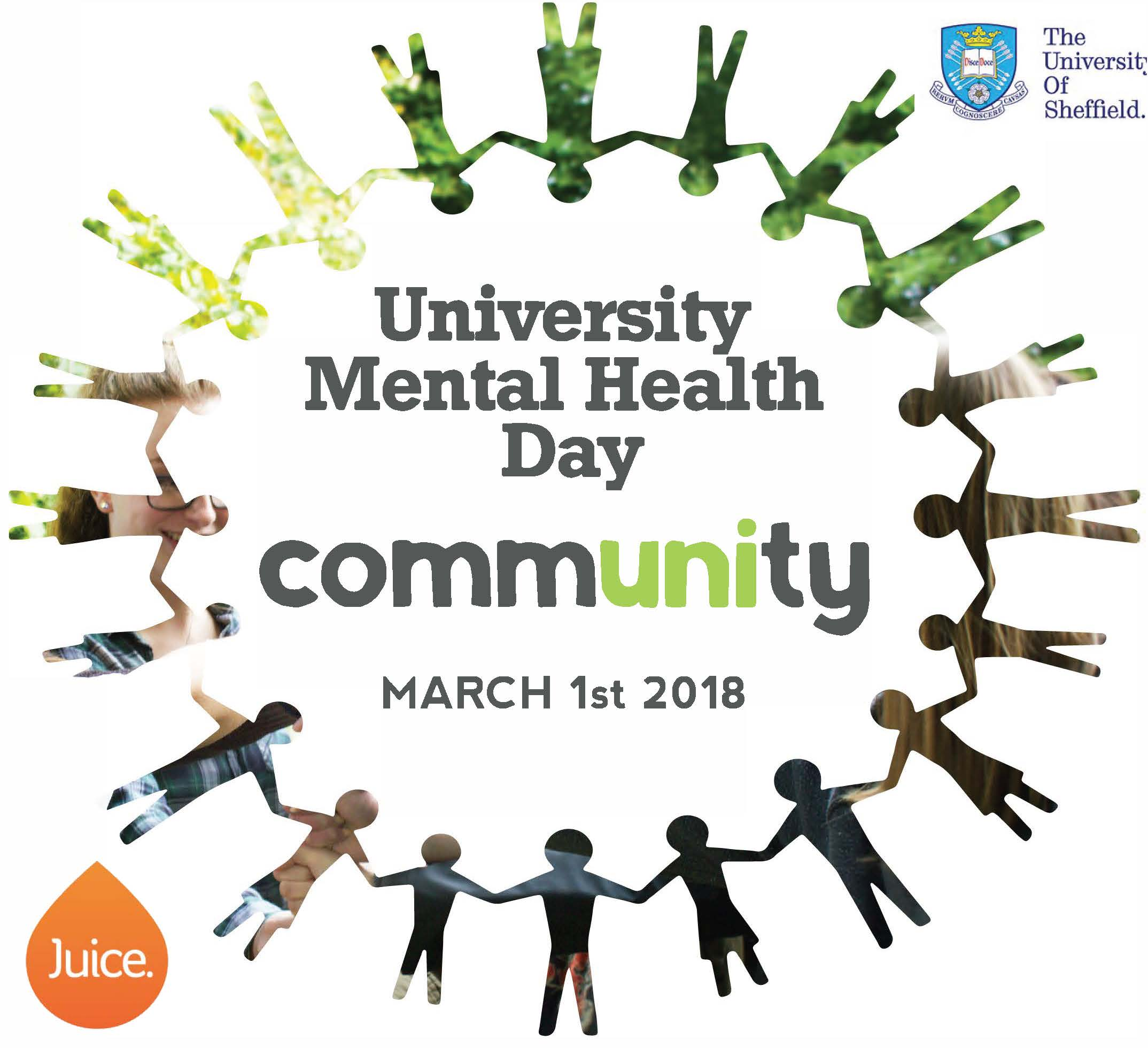 Mental Health & Wellbeing this March
