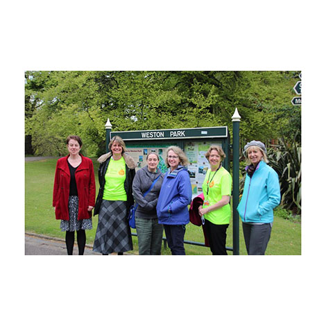 Juice Walking Group and the Sheffield Scanner Appeal