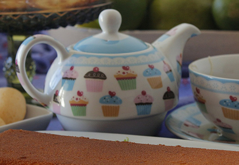 Tea and Talk - 10th October