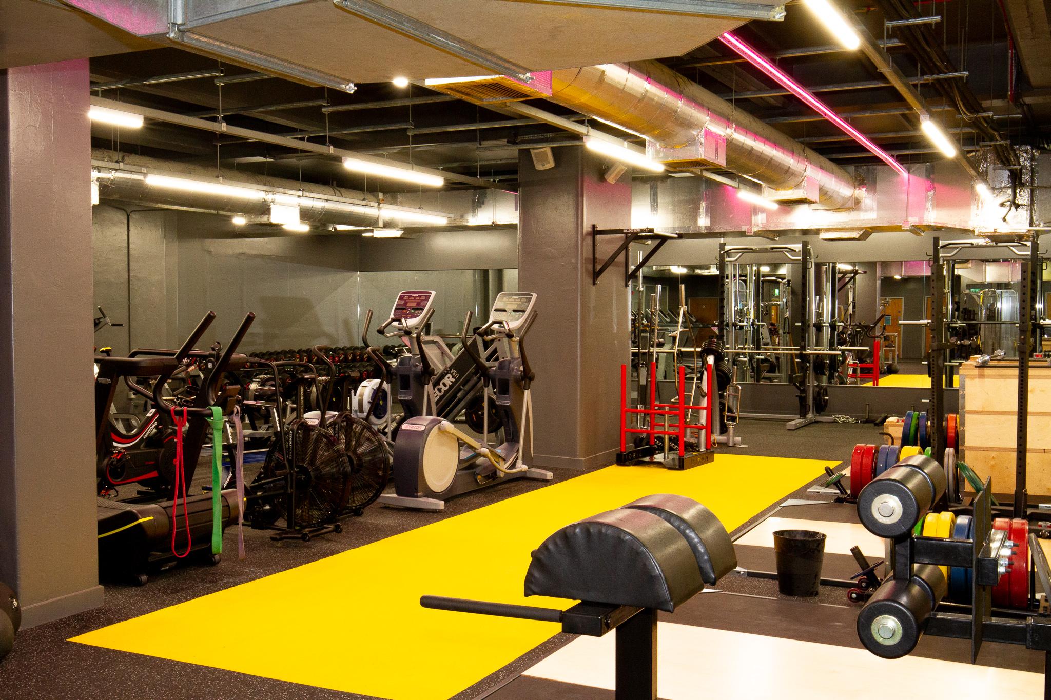 Closure of Regent Street Gym for summer refurbishment